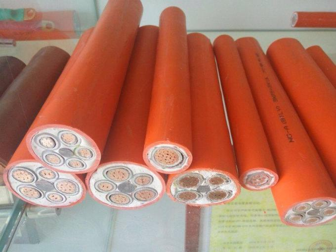 LSZH 0.6 / 1KV Micc Cable ISO9001 Class 2 Separated Flexible Unarmoured