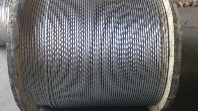 Type A3 High Voltage All Aluminum Alloy Conductor AAAC IEC 61089 AA6201