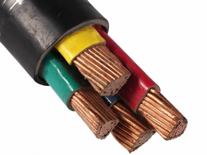 Type CV JIS Standard CU LV Cable XLPE PVC For General Purpose Power Distribution