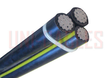 China ABC 600V AL Service Drop Cable 1350 Aluminum ISO9001 Secondary UD supplier