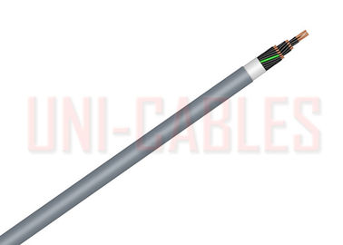 China BS Standard Flexible Control Cable YY LSZH Low Smoke Zero Halogen supplier