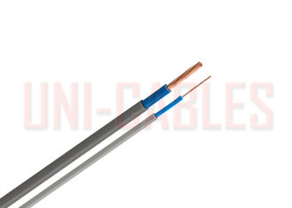 China Insulated Sheathed BS 6004 PVC Electrical Cable Industrial Polyvinyl Chloride 6181Y supplier