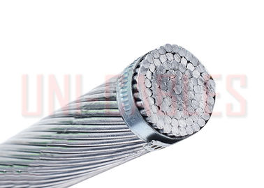 China Canadian Size AAAC Conductor AA6201 Stranded OH Cable Without Sheath supplier