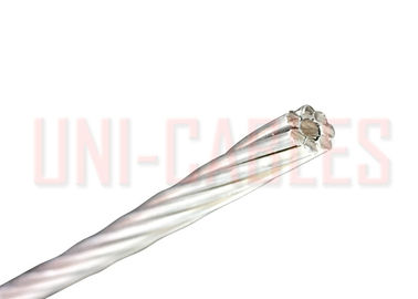 China French Size AL1 / ST1A ACSR Overhead Cable NF-C 34125 Canna 75.5 Al Stranded supplier