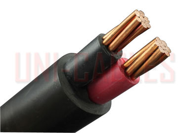 China 0.6 / 1kV IEC 60502-1 Standard PVC Sheathed Cable Class 1 Copper Two Cores Insulated supplier