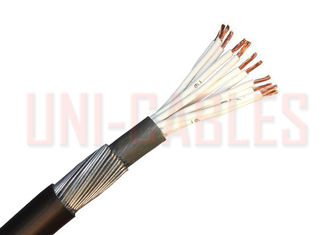 China Australian Standard  Multicore + E Armored 	Flexible Control Cable 0.6 / 1kV PVC Insulated PVC Sheathed supplier