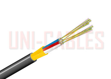 China Outdoor ADSS 48 Core ADSS Fiber Optic Cable Single mode or multimode fibers supplier