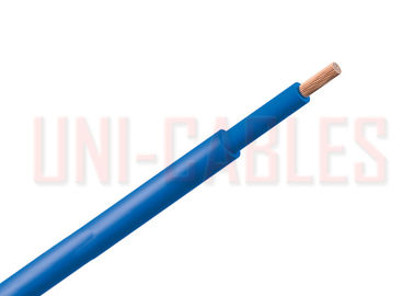 China 6381Y Insulated Single Core PVC Electrical Cable Sheathed 600 1000V BS 6004 factory