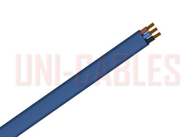 Class 5 4 Core Rubber Flexible Cable Non - toxic Waterproof Submersible