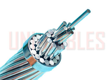 China ASTM Standard All Aluminium Alloy Conductor , ASTM-B399 Bare Aluminum Overhead Conductor factory