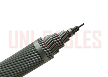 IEC61089 Aluminum ACSR Conductor , DIN 48204 Transmission Towers Overhead Cable