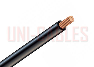 China UL 4703 XLPE Solar PV Wire Photovoltaic Insulation Bare Copper Conductor 2kV factory