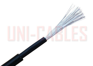 China PV1-F PfG 1169 Solar Power Cables Soft Annealed Copper Conductor XLPE Insulation factory